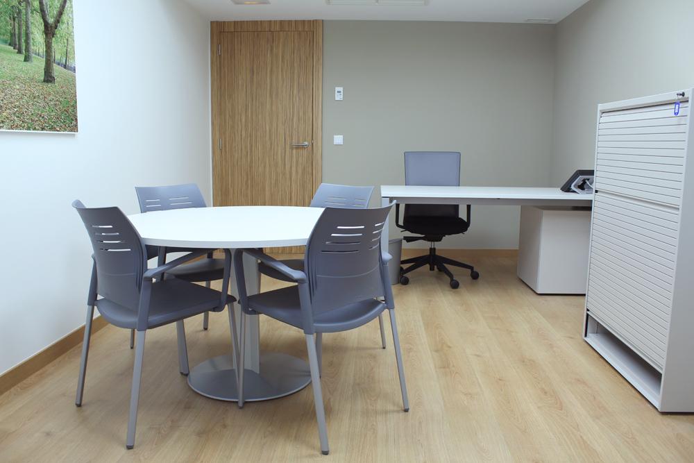 Mesas de oficina valencia best mesa de oficina basic cm - Sillas oficina valencia ...